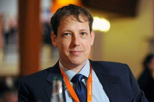 Stanislav Gross odstúpil z čela českej vlády v roku 2005.