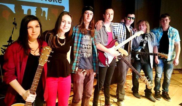 Vďaka výhre v súťaži Žarnovické pódium získali možnosť nahrať vlastný song aj videoklip.
