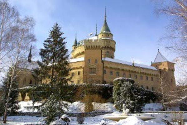 V bojnickom zámku by sa mala opäť začať rekonštrukcia.