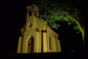 Kaplnku v Rudne nad Hronom osvetlili.