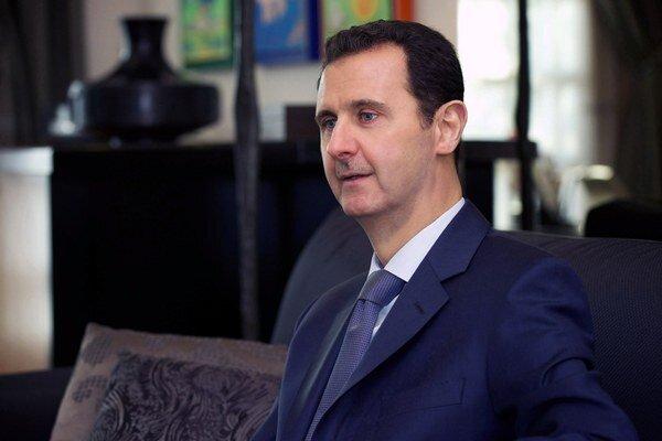 Sýrsky prezident Baššár al-Asad.