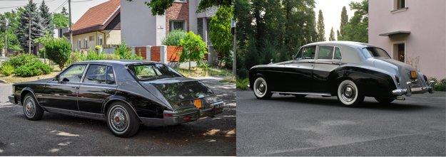 Zalomený tvar kufra opisuje design Rolls Royce z 50-tych rokov, čo bolo dosť kritizované.