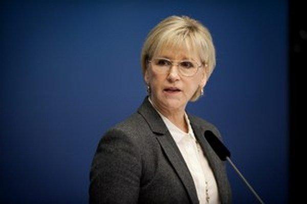 Margot Wallströmová.