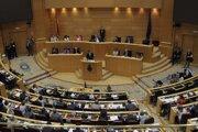 Španielsky parlament.