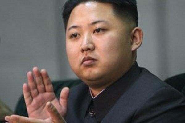 Severokórejský líder Kim Čong-un.