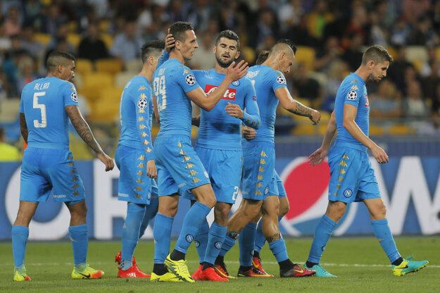 Neapol hrá v súčasnosti výborne.
