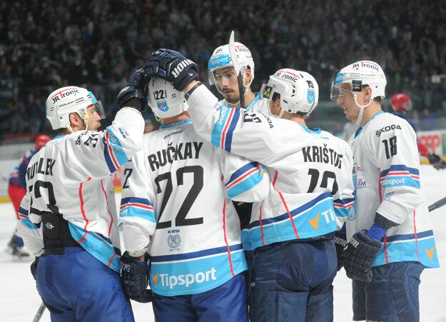 Aj Nitra dala šesť gólov.