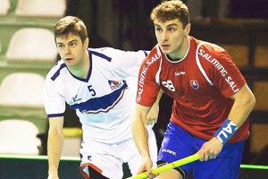 Kapitán Nižnej Tomáš Reguly rozhodol zápas v Žiline.