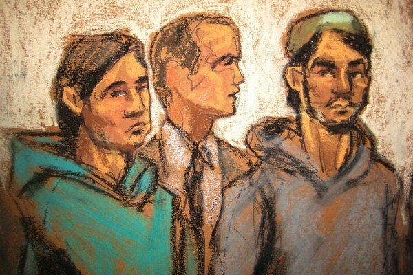 V USA zatkli mužov, ktorí chceli bojovať v mene Islamského štátu.