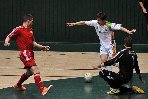 Prešovskí futsalisti do sa najvyššej súťaže neprihlásili, hrať budú 2. ligu.