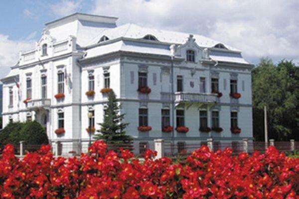 Mestský úrad Vrútky.