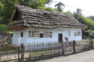 Domček po rekonštrukcii.