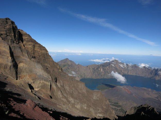 Lombok, Gunung Rinjani