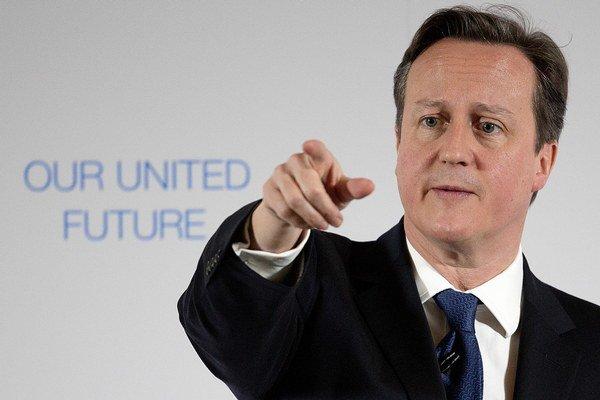 Cameron nevidí budúcnosť zotrvania v EÚ až tak pozitívne.