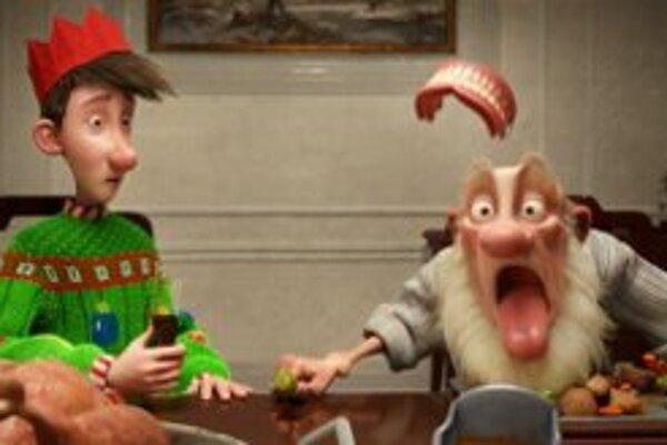 Do kín prichádza animovaná komédia USA Arthur zachráni Vianoce.
