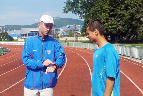 Tréner Peter Mečiar sa Danielovi Kováčovi venuje len tri mesiace a pomohol mu aj s presunom do Nitry.