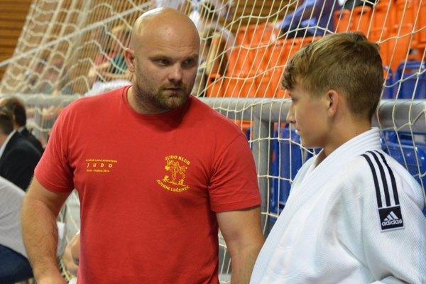Tréner Michal Bokor nemal v Brne dôvod na radosť.