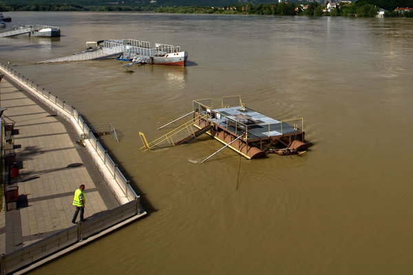 Obec pri Dunaji stavia svoju budúcnosť na turizme (ilustračné foto)