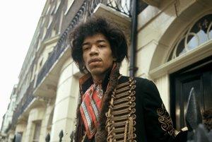 Jimi Hendrix (27. november 1942 - 18. september 1970)
