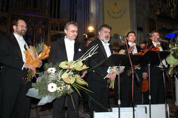 Bratia Dvorskí. Spevácky talent dostali do vienka.