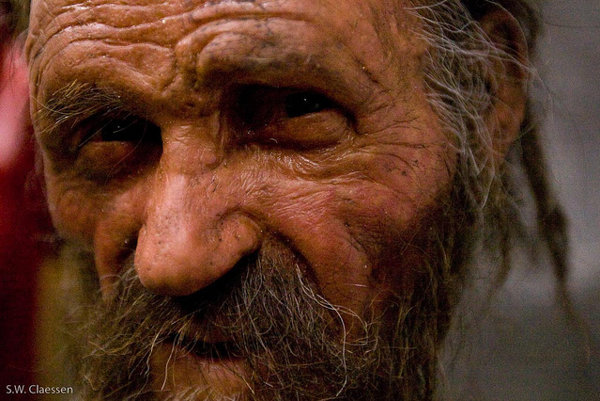 Takto vyzeral Ötzi počas života.
