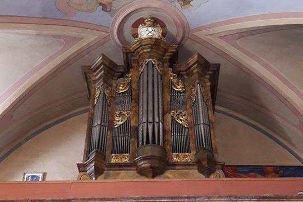 Organ je svetovým unikátom.
