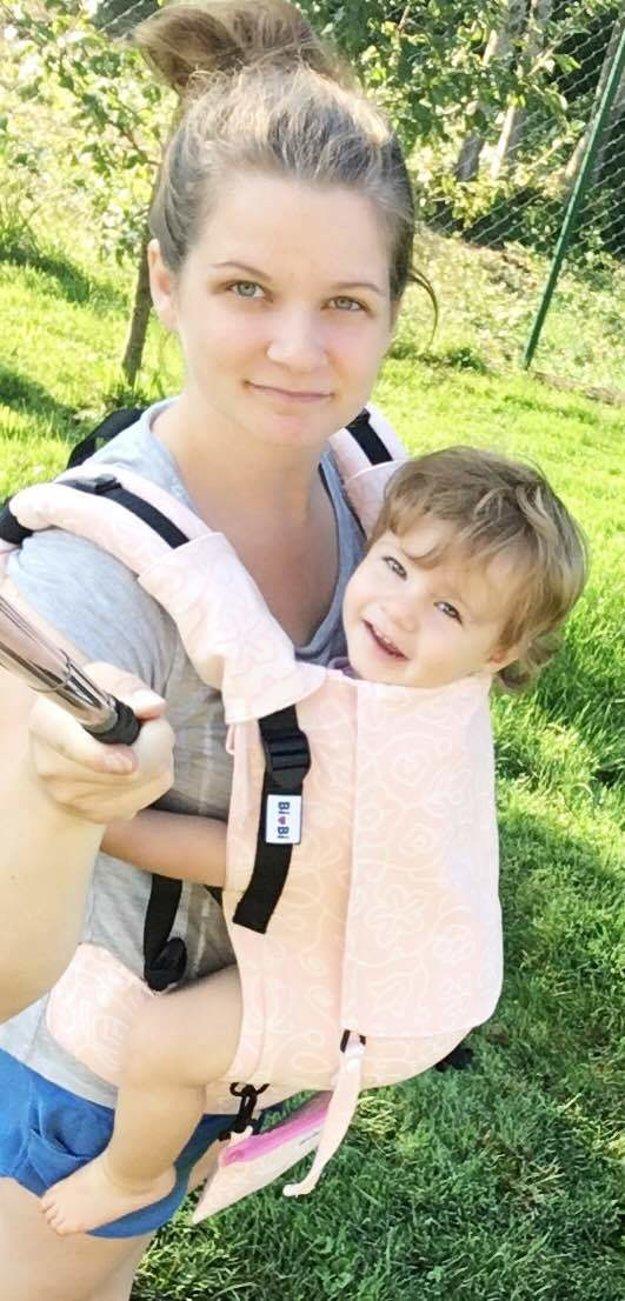 Bronislava je dôkazom, že aj na materskej sa dajú plniť svoje sny.