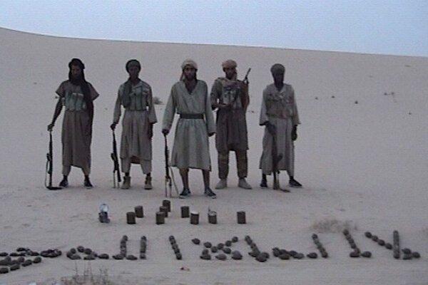 Militanti z Al-Káidy islamského Maghribu.