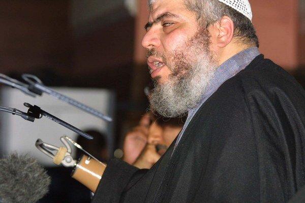 Imám abú Hamza al-Masrí.