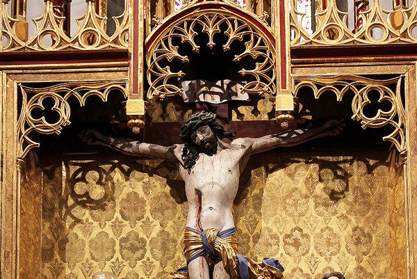 Dielo Majstra Pavla. Dlhé roky Kežmarčania nevedeli, kto je jeho autorom.
