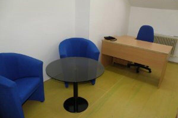 Novú kanceláriu budú poslanci využívať na stretnutia s obyvateľmi mesta.