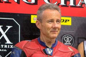 Peter Rauch získal ďalšiu trofej.