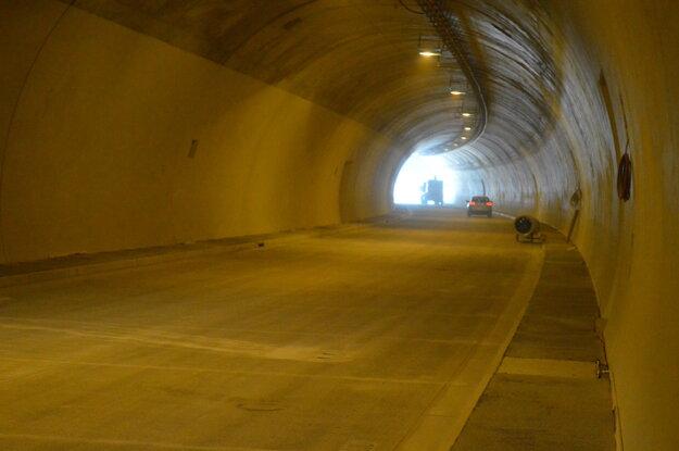 Tunel Svrčinovec.