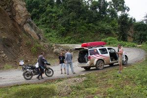 Jazda v Mjanmarsku bola náročná, ale to čo sme zažívali v Indii bol des.