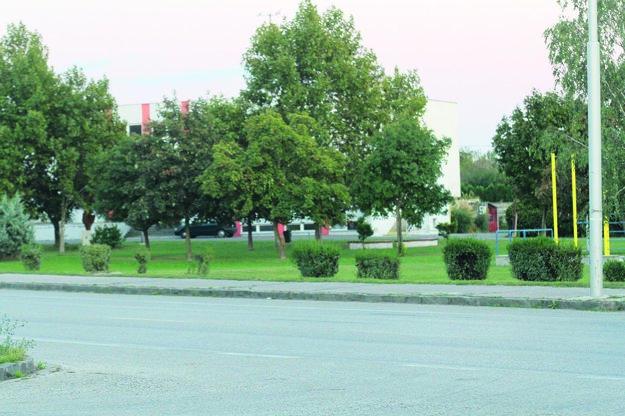 Herné prvky pôjdu do mestskej časti Veča na Pribinovo námestie.