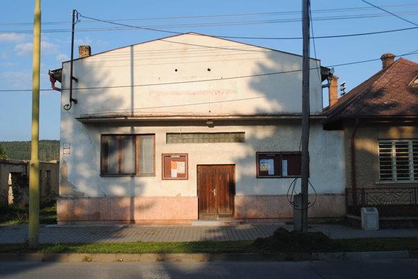 Kino vo Veľkom Šariši stálo dlho prázdne.