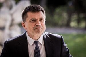 Minister Plavčan.