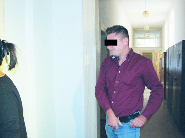 Obžalovaný Ján Ď. priznáva