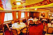 Bar na výletnej lodi Prinzessin Katharina