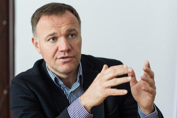 Minister zdravotníctva SR Viliam Čislák.