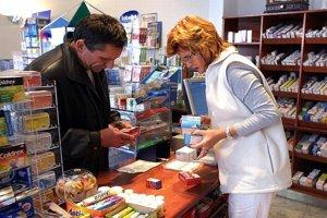 Ľudia v Bratislavskom kraji míňajú na voľnopredajné lieky najviac peňazí.