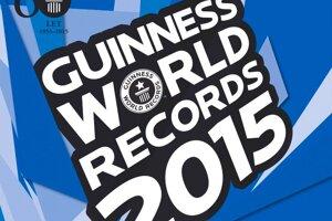 Guinnessova kniha rekordov 2015