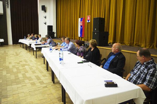 Poslanci sa stretli na neplánovanom zasadnutí, aby sa vyjadrili k zámeru.