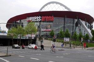 Slovenskí hokejisti odohrajú svoje zápasy v základnej skupine na MS 2017 v Lanxess aréne v Kolíne.
