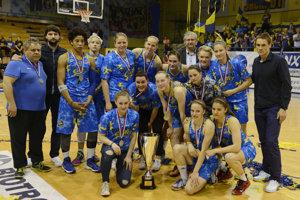 Basketbalistky Piešťan - ilustračná fotografia.