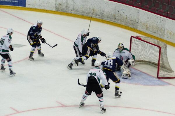 HK Skalica - Spišská Nová Ves, 1. hokejová liga.