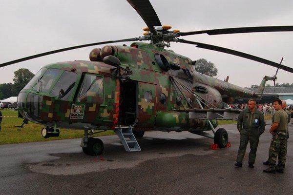 Slovenský Mi 17.