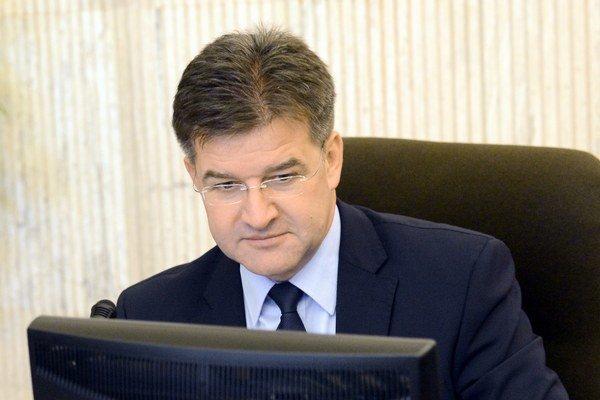 Podľa Lajčáka sa o základni NATO na Slovensku nikdy nehovorilo.