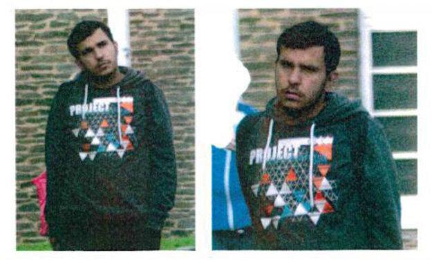 Podozrivý Sýrčan Jaber Albakr.