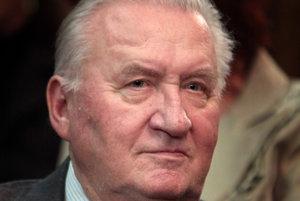 Prezident SR Michal Kováč.
